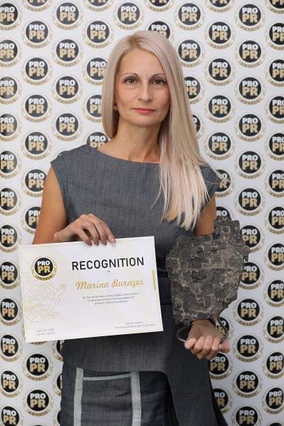 pro pr globe awards