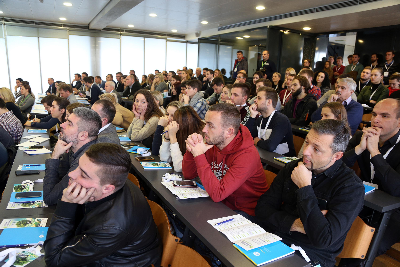 Zagreb, 11.12.2018. Konferencija Digitalna poljoprivreda na Agronomskom fakultetu. Snimio Igor Nobilo