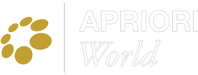 Apriori World Logo